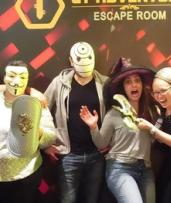 Escape Room: MU-T for 2 ($45) or 8 Ppl ($169) or The Witch for 4 ($99) or 6 Ppl ($145) at CT Adventure Escape Room