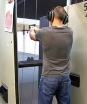 $45 for a Session with 50 Rounds of .22 Ammunition for One or Two People at Southport Indoor Pistol Club