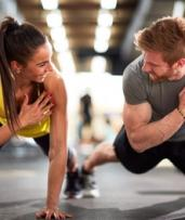One-Month Gym Membership for One ($19) or Two People ($29) at Element Fitness Health Club (Up to $159.60 Value)