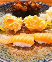 8-Course Japanese Feast for 2 ($59) or 4 Ppl ($118), to Add Sake for 2 ($69) or 4 Ppl ($138) at Akaba (Up to $280 Value)