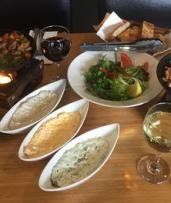 Two-Course Turkish Meal with Glass of Wine for Two ($49) or Four People ($95) at Achelya (Up to $167.60 Value)