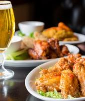 All-You-Can-Eat Buffalo Wings + Drinks for Two ($29), Four ($49) or Six ($75) at 29th Apartment, St Kilda (Up to $198)