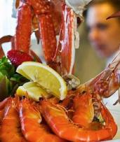 Seafood Platter and Bottle of Wine for Two ($99) or Four People ($198) at Altitude 1148, Bulli Tops (Up to $358 Value)