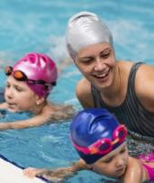 Swimming Lessons for Kids or Babies: Five ($35) or Ten Weeks ($69) at All Sorts Swim (Up to $195 Value)