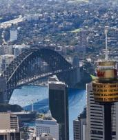 Sydney Tower Eye: Child (4 - 15 years) $16 or adult entry $23.20 with Merlin Entertainments (Up to $29 Value)