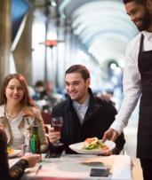 Accredited Food and Beverage Course for 1 ($299) or 2 People ($589) at AHTS Training and Education (Up to $1,200 Value)