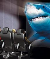 $9 for Interactive Virtual Reality Experience at 9D Action Cinemas - Harbourside (Up to $15 Value)