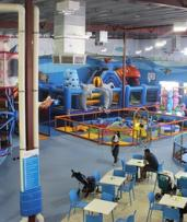 Soft Play Entry: One ($5), Two ($9), Three ($12) or Five Children ($18) at Atlantis Indoor Play Centre (Up to $70 Value)