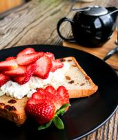 All-Day Brekkie or Lunch with Coffee or Tea