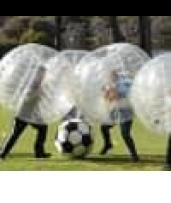 One-Hour of Bubble Soccer or Archery Tag