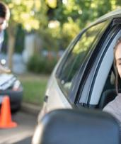 Two-Hour Driving Lesson: Tue-Sat ($79) or Sun ($89) at Ample Driving School, Six Locations (Up to $136 Value)