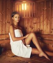 Infrared Sauna Session: 1 ($12.50), 5 ($52) or 10 Visits ($76) at Pinnacle Health Clinic, 2 Locations (Up to $160 Value)