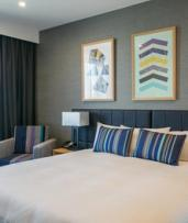 Eastern Creek: 1-3 Nights for Two with Late Check-Out and Wine at Alpha Eastern Creek