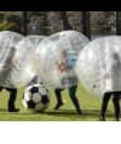 One Hour of Bubble Soccer or Archery Tag