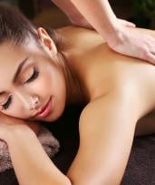 Massage and Lime Foot Spa Pampering at Luxury CBD Day Spa - Save up to 51%