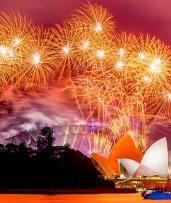 Save $179 on a NYE Harbour Cruise Ticket with Free-Flowing Drinks and Cocktail-Style Dining