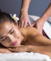 Save $36 Unwinding with a One-Hour Massage Package or Upgrade to Bring a Friend