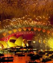 $519 for New Year's Eve Cruise + Food, Drinks and Entertainment with Sydney Event Cruises (Up to $699 Value)