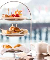 High Tea with a Dessert Table, Chandon and Stunning Views of the Harbour - Save up to $63!