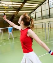 From $9 for Badminton Court and Racket Hire for Up to Four People at Badminton Connect (Up to $60 Value)
