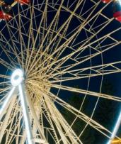Fremantle Ferris Wheel: Tourist Wheel Freemantle Admission for Child ($6) or Adult ($8) (Up to $12 Value)