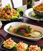 Save up to 52% on Tasty Thai Cuisine and Drinks by Brighton-Le-Sands Beach