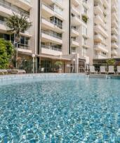 Surfers Paradise: Up to Five Nights for Two or Four with Late Check-Out at Golden Gate Resort
