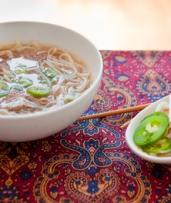 Two-Course Vietnamese Meal for One ($14) or Two People ($28) at Andaqua Vietnamese Restaurant (Up to $54 Value)