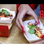$5 for Two Baos or Soldiers® - Valid from 66 Roll'd Locations! Exclusive on the Roll'd App!