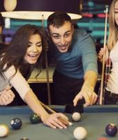 3-Hour Hire of 1 ($19) or 2 Pool Tables ($35) at Pot Black Family Pool & Snooker Centres, Cannington (Up to $90 Value)