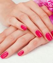 OPI Manicure ($15) or Pedicure ($25), or Both ($29) at Queen B, Nails skin & Beauty (Up to $45 Value)