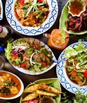 2-Course Thai Meal + Drink: 2 ($34), or 6 People ($102) @ Surfers Paradise Thai Restaurant and Cafe (Up to $212.40 Val)