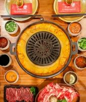 $49 for $80 or $69 for $120 Toward Food at Charcoal Pot Harbourside (Up to $120 Value)