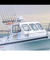 Four-Hour Fishing Charter with All Equipment in West Beach