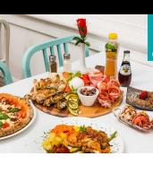 Credit for Authentic Italian Food and Drinks in Croydon