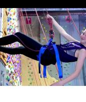 Indoor Rock Climbing with Harness + Shoe Hire in Narangba