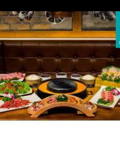 Credit for BBQ and Hotpot in Darling Harbour