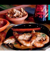 Authentic Spanish Tapas with a Jug of Sangria in Gladesville