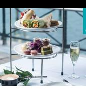 Save up to 50% on Ripples Chowder Bay Waterfront High Tea with Sparkling Wine!