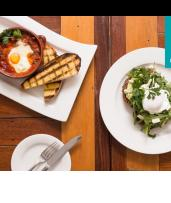 Enjoy a Relaxed Breakfast with Drinks in the Adelaide Hills
