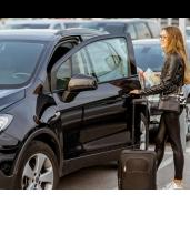 Newcastle Airport Parking with On-Demand Shuttle Service