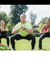 Get Into Shape with a Boot Camp Membership - Two Locations