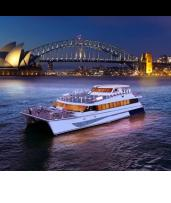 Three-Hour Sydney Harbour Cruise with Buffet, Show and DJ