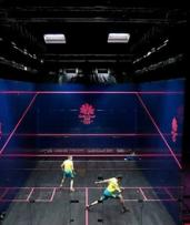 $9.90 for One-Hour Squash Court Hire with Squash Australia, Multiple Locations (Up to $42 Value)