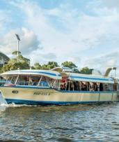 45-Minute River Torrens Cruise for Two ($19) or Family of Four ($29) on Award-Winning The Popeye (Up to $42 Value)
