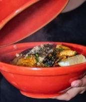 Moroccan Banquet with Wine for Two ($49), Four ($98) or Six People ($147), Tagine Tapas And Grill (Up to $311.10 Value)