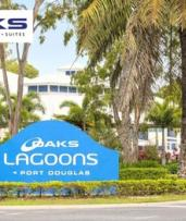 Port Douglas: Three, Five or Seven-Night Escape for Two or Four People at Oaks Lagoons-Port Douglas