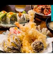 Japanese Lunch or Dinner Feast with Drinks in Darling Harbour