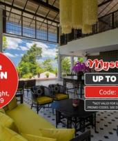 Thailand, Khao Lak: 5, 7 or 10 Nights for Two with Breakfast, Massage and Cooking Class at Moracea by Khao Lak Resort