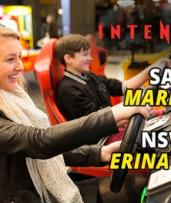 30 Minutes of Unlimited Games + 200 Tickets for Two ($19.99) or Four People ($39.99) at Intencity (Up to $80 Value)